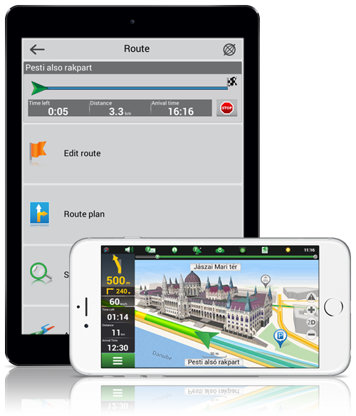 Navitel for iPhone/iOS
