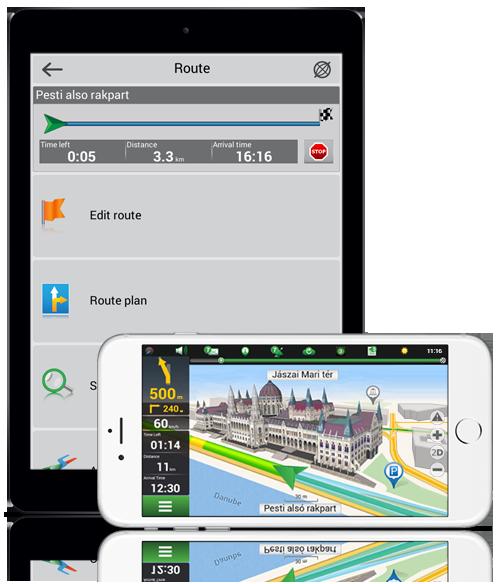 NAVITEL - Navitel Navigator for iPhone/iPad