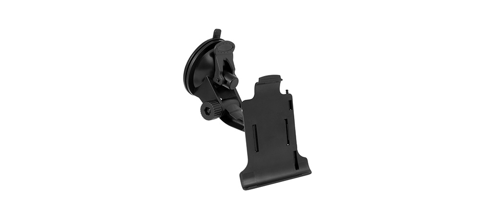 Holder for 5-inch navigators