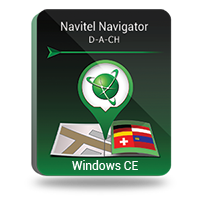 Navitel Navigator. Austria, Switzerland, Germany, Liechtenstein