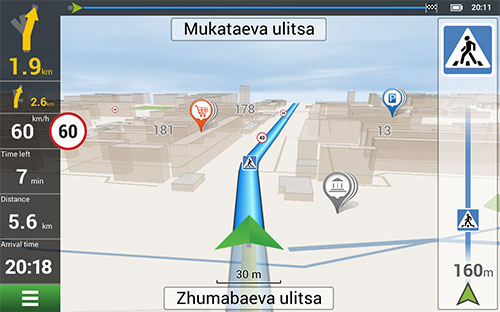 NAVITEL ® - Navitel Navigator  Kazakhstan